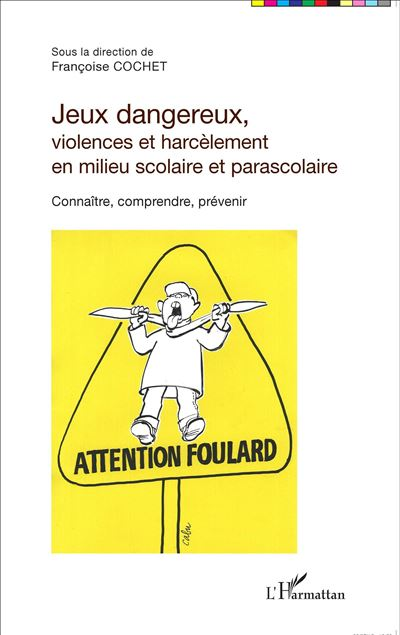 Jeux dangereux, violences et harcèlement en milieu scolaire et parascolaire