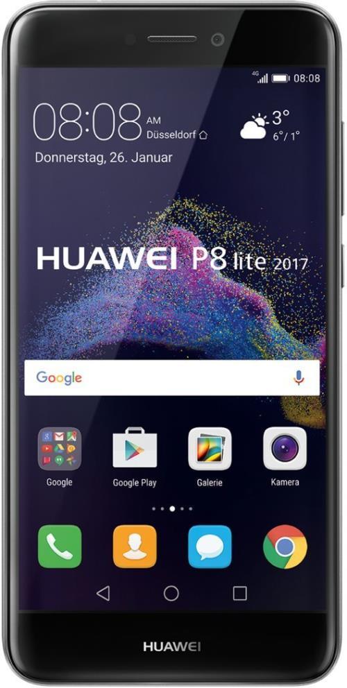 Smartphone Huawei P8 Lite 2017 Double SIM 16 Go Noir