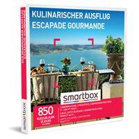 Coffret cadeau Smartbox Escapade Goumande