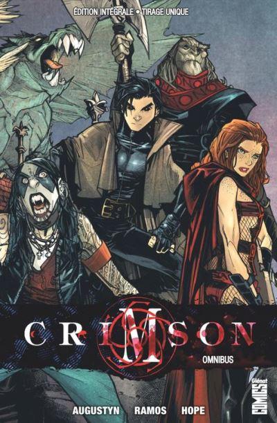 Crimson Omnibus - Glénat Comics