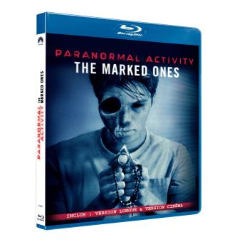 Paranormal activityParanormal Activity : The Marked Ones Blu-Ray