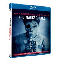 Paranormal Activity : The Marked Ones Blu-Ray