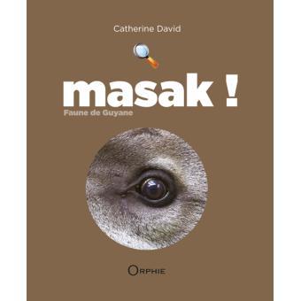 Masak, faune de Guyane : têtes