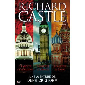 Derrick Storm - Tomes 1 à 4 - Richard Castle