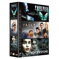 Coffret Paranormal DVD