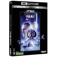 Star Wars La Menace Fantôme Episode 1 Blu-ray 4K Ultra HD