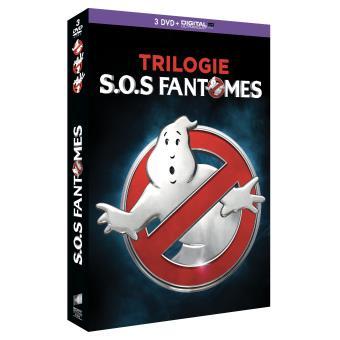 SOS FantômesSOS fantômes La trilogie Coffret DVD
