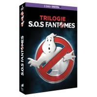 SOS fantômes La trilogie Coffret DVD