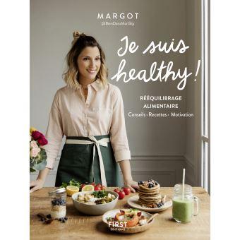 """Résultat de recherche d'images pour """"livre je suis healthy"""""""