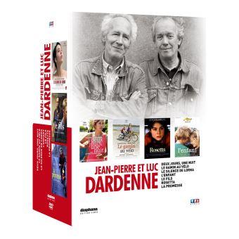 Coffret Jean-Pierre et Luc Dardenne 7 Films DVD