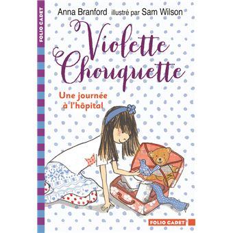 Violette ChouquetteUne guérison éclair