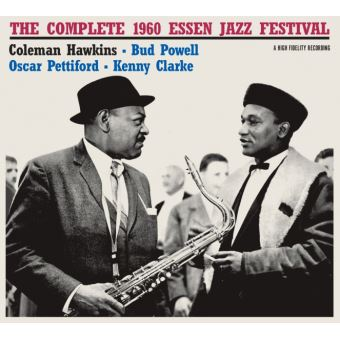 The Complete 1960 Essen Jazz Festival