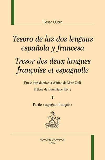Tesoro de las dos lenguas espagñola y francesa, Trésor des deux langues françoise et espagnolle