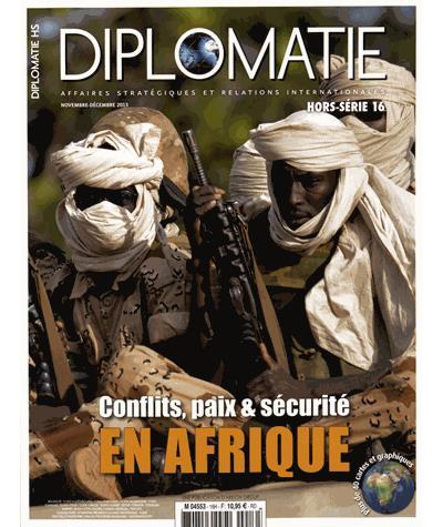 Conflits, paix et sécurité en Afrique