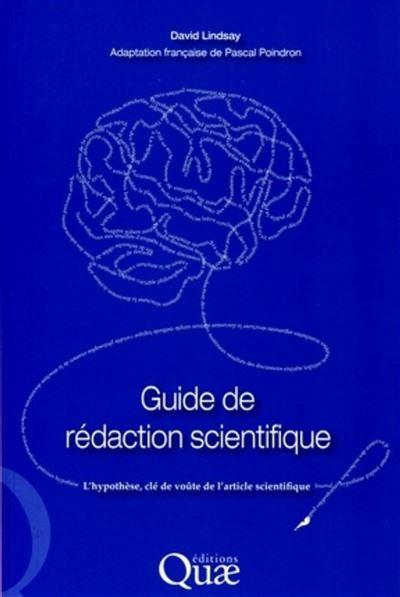 Guide de rédaction scientifique