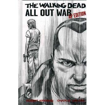 Walking deadWalking Dead All Out War Ap Edition HC