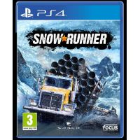SNOW RUNNER FR/NL PS4
