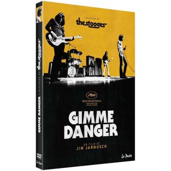 Gimme danger DVD