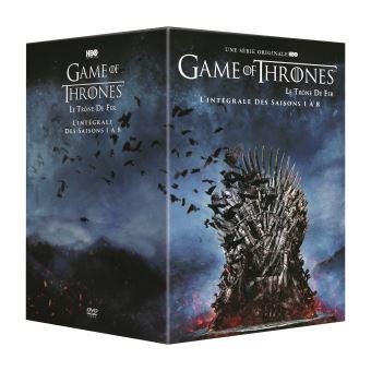 Game Of Thrones Box 1-8 -BIL