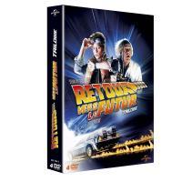 Retour vers le futur La trilogie Coffret DVD