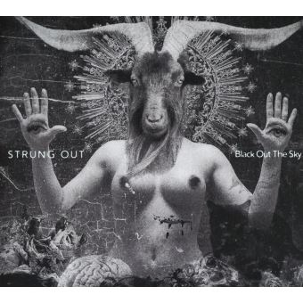 BLACK OUT THE SKY/LP