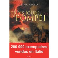 Les trois jours de pompei