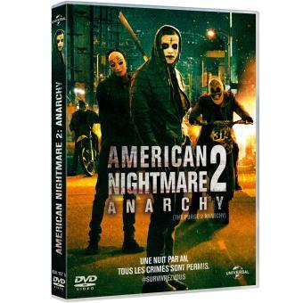 American NightmareAmerican Nightmare 2 : Anarchy - DVD