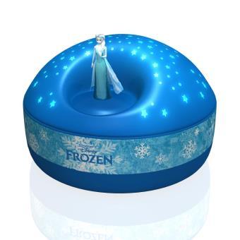Le projecteur d'étoiles musical Frozen La Reine des Neiges