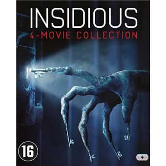 Insidious 1-4-BOX-NL