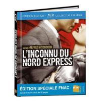 L'inconnu du Nord-Express - Blu-Ray - Edition Spéciale Fnac