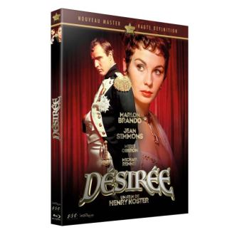Désirée Blu-ray