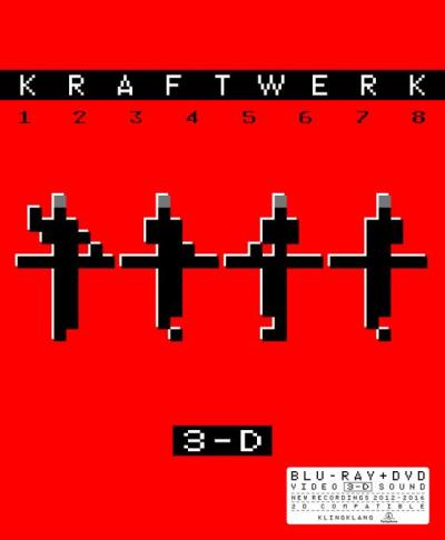 Kraftwerk 3-D the Catalogue