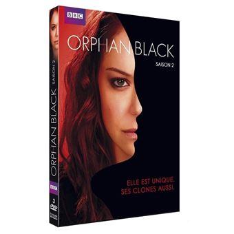Orphan BlackCoffret Orphan Black Intégrale de la Saison 2 DVD