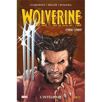 WolverineL'intégrale 1988-1989