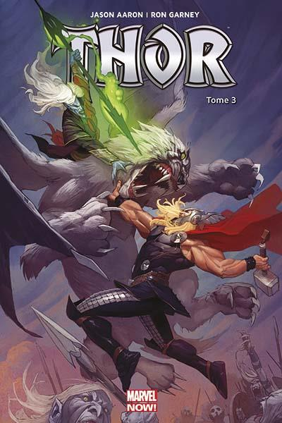 Thor marvel now