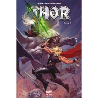 ThorThor marvel now