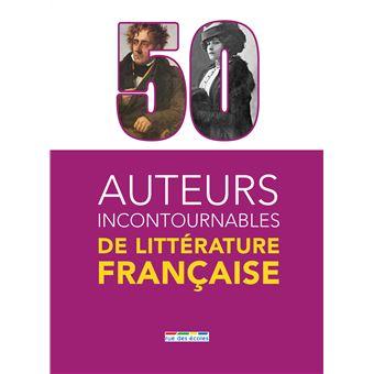 50 auteurs cles de la litterature franþaise