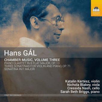 Musique de chambre Volume 3