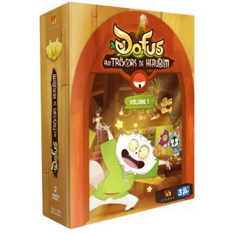 DofusDofus Aux trésor de Kerubim DVD
