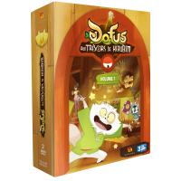Dofus Aux trésor de Kerubim DVD