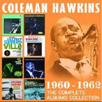 The Complete Albums collection 1960-1962