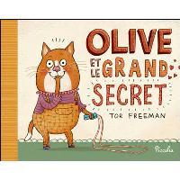 Olive et le grand secret
