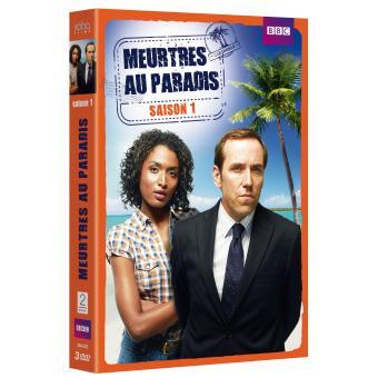 Meurtres au paradisMeurtres au paradis Coffret intégral de la Saison 1 - DVD
