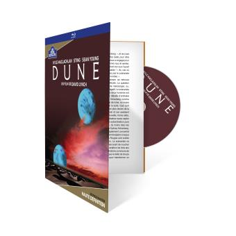 DUNE/INCLUS LIVRE-BLURAY-FR
