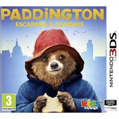 Paddington Escapades à Londres 3DS