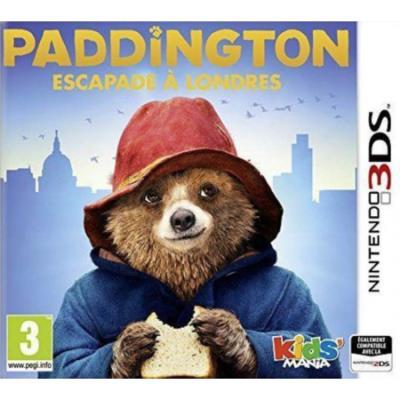 Paddington Escapades à Londres 3DS