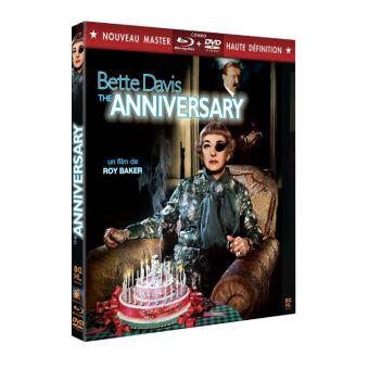 The Anniversary Combo Blu-ray DVD