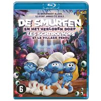 De Smurfen: The Lost Village - Nl/Fr - Bluray