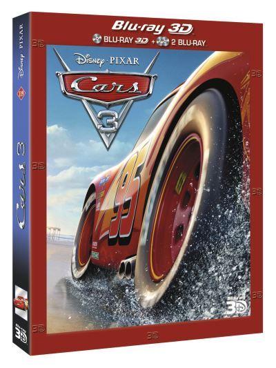 Les jaquettes DVD et Blu-ray des futurs Disney - Page 18 Cars-3-Blu-ray-3D-2D