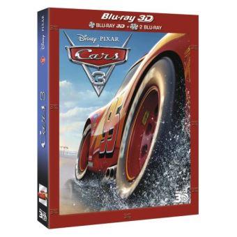 CarsCars 3/3d2d/inclus disque bonus